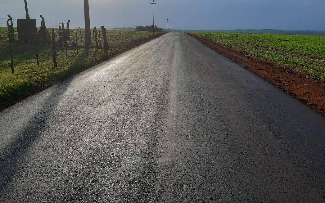 Pavimentação em Nova Santa Rosa – Paraná