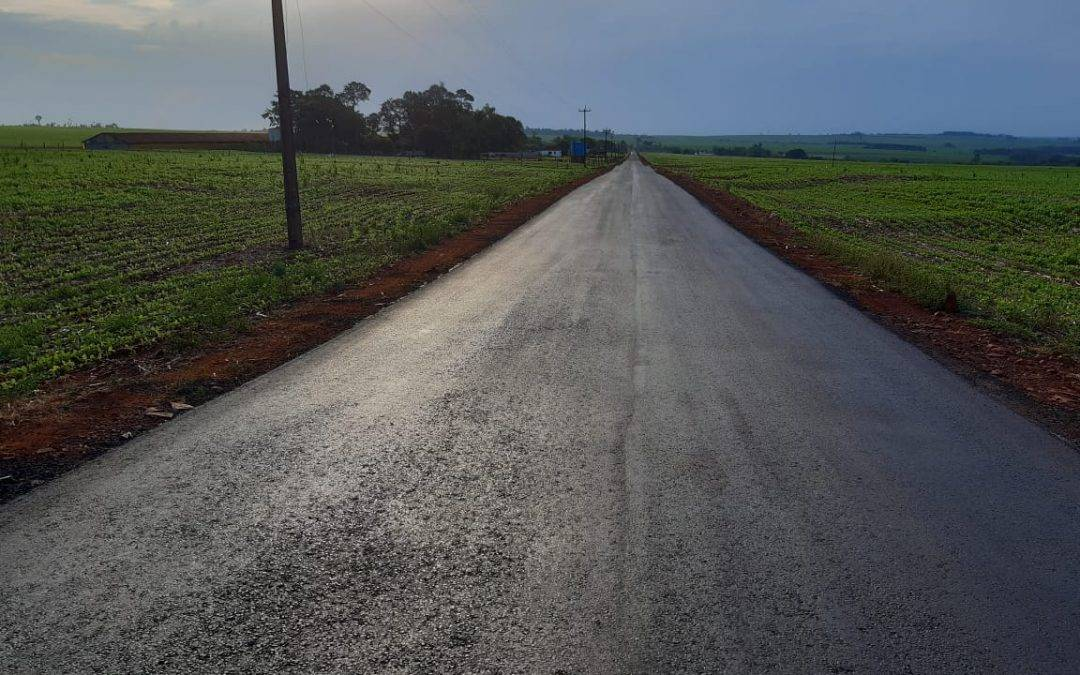 Pavimentação em Diversas Ruas de Nova Santa Rosa/Paraná