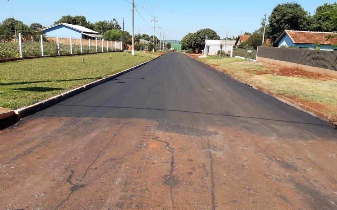 Pavimentação em Tupãssi – Paraná